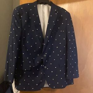 50R Croft and barrow suit jacket classic fit